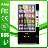 승인되는 세륨! 마시는 Vending Machine/밖으로 Door Vending Machine Af 60g