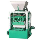 Bloco contínuo oco manual que faz a maquinaria Qt4-24b da planta