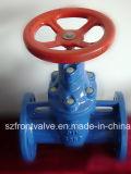 Haste deAumentação assentada resiliente da porta do ferro de molde BS5163/ferro Ductile