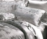 Taihu Snow Silk Oeko-Tex Grey Seamless Silk Consolador Set