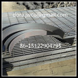 Hot DIP Zinc Galvanized Grating Nigeria Market Hot Sale