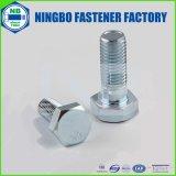 Hochfeste Sechskantschrauben DIN6914 mit großen Schlüsselweiten für Structural Steel Verschrauben Erhaltung: 10,9 Vollzwirn oder Halb Thema Headmarking Nb oder YHc Zp