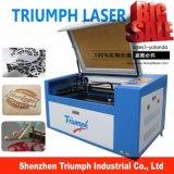 Cortadora de madera del laser de la cartulina para el acrílico del cortador del laser de la madera contrachapada 50W del MDF