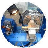 Линия (высокотемпературного) кабеля тефлона Fluoroplastic высокой точности прессуя
