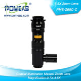 6.5X Motorized Zoom Lens a Optical Measuring com Optical Lens