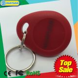 125kHz kontaktlose MIFARE RFID Keyfob (RFID Schlüsselanhänger, RFID-Schlüsselring) für Access Control System