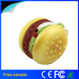 PVC en gros Pendrive 2GB de forme de Hamberger de nourriture de promotion