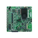 Intel® 1037u 6 기가비트 근거리 통신망 산업 방어벽 네트워크 안전 어미판 DC 전원 공급