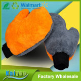 Double Thick Coral Velvet Bear Thumb Cleaning Car Wash Mitt