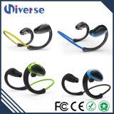 Auriculares sin hilos de la tirilla de la camisa de Bluetooth V4.1 estéreos/auricular incorporado del Mic