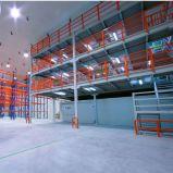 Cremalheira do armazenamento dos assoalhos de mezanino do armazém da alta qualidade