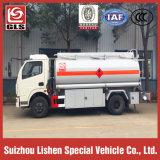 Rhd 5000L Fuel Tanker Truck