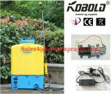 Батарея земледелия - приведенный в действие спрейер Kobold