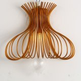Wiederherstellung-Dekoration-Stahl-hängende Beleuchtung (KM0143P-3)