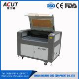 Máquina de estaca do laser do CO2 da tela, do couro e da matéria têxtil
