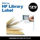 RFID 도서관 레이블 Hf Icode Slix ISO15693
