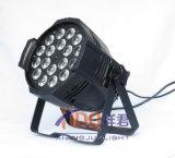 LED-NENNWERT Licht 18*15W 5in1 für Stadiums-Beleuchtung