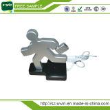 Cubo humano do USB 2.0 do homem Running