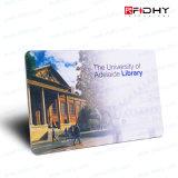 Identification Smart Card d'IDENTIFICATION RF de PVC chaude Tk4100 de vente pour l'hôtel