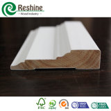 Moldeado de madera barato decorativo del Baseboard que bordea