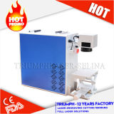Alto laser Marking Machine de Precise Fiber para Metal y Plastic 10W 20W 30W
