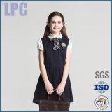 Farda da escola 2016 quente da venda da promoção da mola do OEM para o adolescente