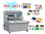 Máquina de relleno vendedora caliente del color del producto líquido del silicón/PVC