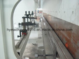 Placa WE67K-100X2500 acero hidráulica CNC dobladora y la prensa hidráulica del freno