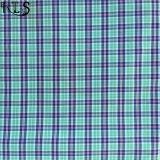 Ткань 100% поплина хлопка покрашенная пряжей Rlsc50-13