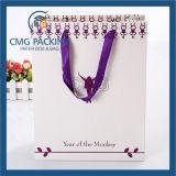 最もよい価格(DM-GPBB-088)の習慣によって印刷されるペーパーショッピング・バッグ