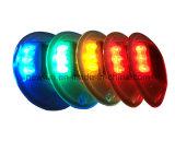 Haltbarer hoher reflektierender LED-Solarkatzenauge-Straßen-Stift