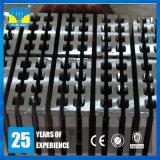 Bloco semiautomático da cavidade do cimento hidráulico que faz a máquina