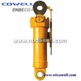 Double cylindre hydraulique temporaire avec la norme de l'OIN