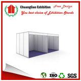 présentoir normal de stand de salon de cabine de l'exposition 3X4