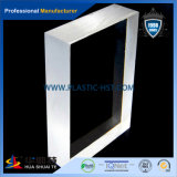 Folha 100% acrílica branca transparente de Lexan /PMMA para o material de construção