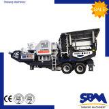 Broyeur mobile hydraulique certifié par CE