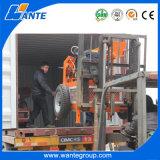 Tijolo de bloqueio/bloco da lama Wt1-20 contínua que faz a lista de preço da máquina