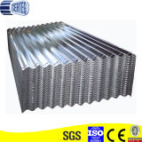 Corrugate Steel Sheets galvanisiert/Galvalume mit Excellent Strength Performance für Building Material
