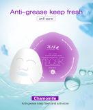 Mascarilla hecha en casa de la manzanilla del cuidado de piel para el producto químico de la máscara del control del petróleo de piel del acné