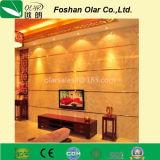 Scheda decorativa Scheda-UV del cemento della fibra