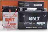acidi al piombo sommersi convenzionali di 12n9-4b-1 12V9ah asciugano la batteria caricata del motociclo