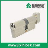 75mm Europe Profile Brass Thumb Turn Lock Cylinder