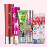 Boyau de haute qualité de PE de produits de beauté de couleur