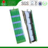 Het super Droge Absorbeermiddel van de Container van de Lading van het Chloride van het Calcium Dehydrerende Super