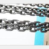黒い、Hot-DIP GalのためのG80高いテスト持ち上がる鎖。、自己カラー