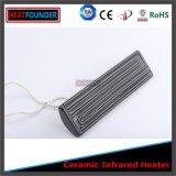 Larga vida laboral placa de cerámica del calentador