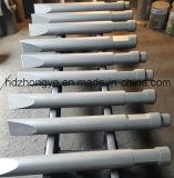 burin hydraulique du rupteur 42CrMo pour l'excavatrice avec du ce (N.P.K H-12X)