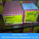Válvulas termostáticas R404A/R507/R22/R134A da expansão de Danfoss