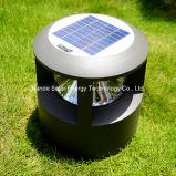 Schöner Garten-dekoratives Solarpfosten-Licht für Garten