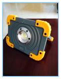 La lumière de travail rechargeable la plus lumineuse de long terme de Stronglite DEL 10W